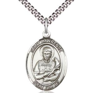 Sterling Silver St Lawrence Pendant